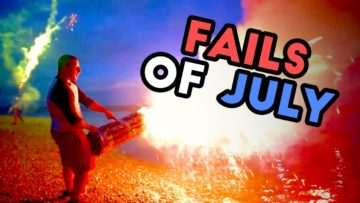 4th of July | EPIC FAILS | Funny Fail Compilation | JULY 2018