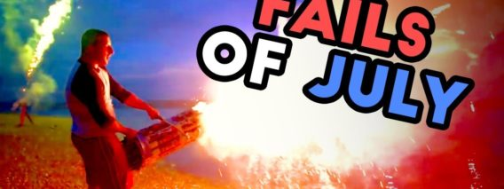 4th of July   EPIC FAILS   Funny Fail Compilation   JULY 2018