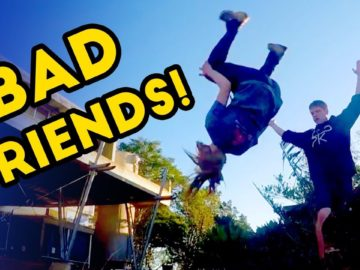BAD FRIENDS | Epic Fails | Funny Fail Compilation | JULY 2018