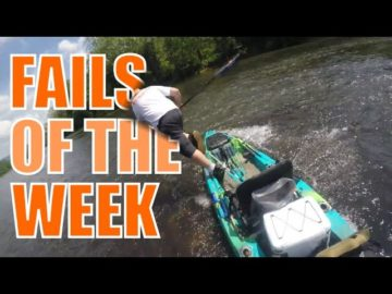 Fails of the Week: Where's my fishing rod? [July 2017]
