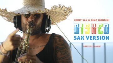 Jimmy Sax – Dished  (Sax Fight) / Purple Disco Machine