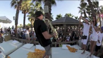 Jimmy Sax – Live at Nikki beach St Tropez (Opus – Eric Prydz)