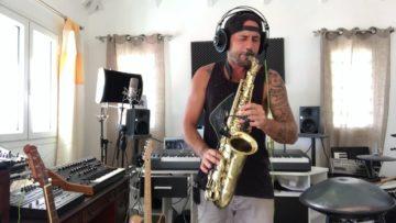 Jimmy Sax – Parga (Oriental sax live)