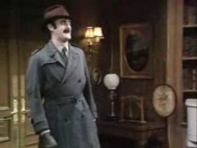 Monty Python – Agatha Christie Sketch
