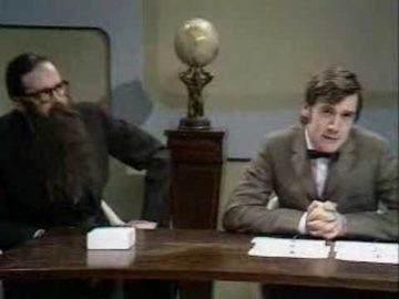 Monty Python – Spectrum – Talking About Things