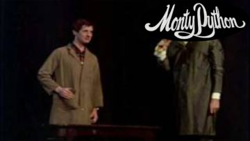 Parrot Sketch – Monty Python – The Secret Policeman's Balls