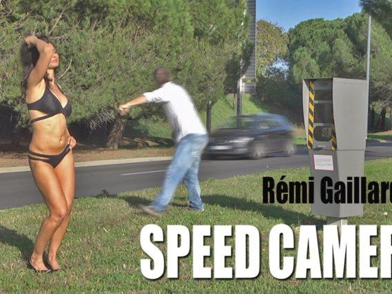 SPEED CAMERAS (REMI GAILLARD)