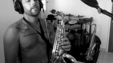 Una Mattina – ludovico Einaudi (Jimmy Sax Impro live)