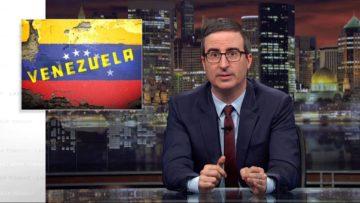 Venezuela: Last Week Tonight with John Oliver (HBO)