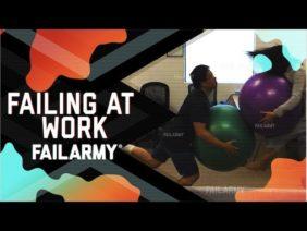 Work Sucks!: Failing At Work (June 2018) | FailArmy