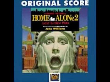 Home Alone 2: Lost In New York Original Score (Track #01) Somewhere In My Memory