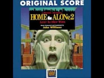 Home Alone 2: Lost In New York Original Score (Track #08) Star Of Bethlehem