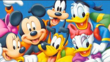 Mickey Mouse, Donald Duck, Children's Choir etc. – 12 Days of Christmas
