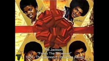 The Jackson 5 – Frosty The Snowman