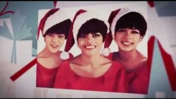 THE SUPREMES  santa claus is coming to town